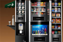 what do i need to start a vending machine business